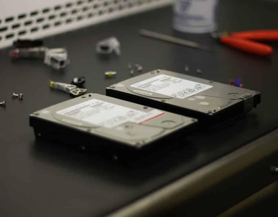 Recuperación de datos de discos duros, empresa de profesionales
