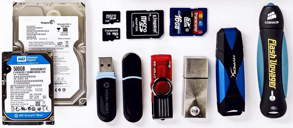 Recuperan más del 90% de los datos de dispositivos dañados