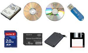 Dispositivos de almacenamiento para copias de seguridad